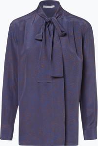 Bluzka Boss z długim rękawem z kokardą