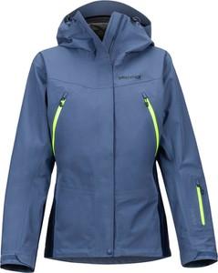 Niebieska kurtka Marmot w stylu casual