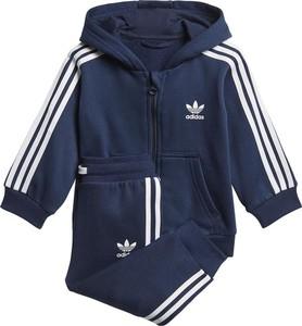 Dres dziecięcy Adidas dla chłopców z bawełny