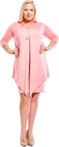 Sukienka Fokus z długim rękawem mini