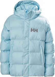 Niebieska kurtka dziecięca Helly Hansen dla chłopców