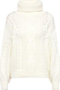 Sweter Soyaconcept z dzianiny w stylu casual