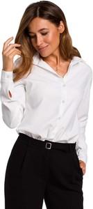 Koszula MOE z długim rękawem z lnu