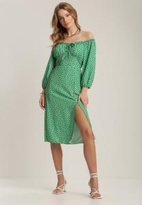 Sukienka Renee hiszpanka trapezowa midi