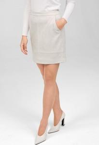 Spódnica ORSAY mini z zamszu