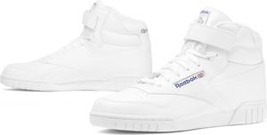 Buty sportowe Reebok ze skóry w sportowym stylu