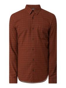 Koszula S.Oliver Red Label z klasycznym kołnierzykiem z bawełny w stylu casual