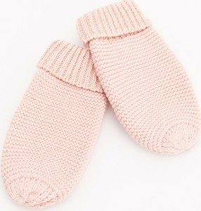 Różowe rękawiczki Reserved