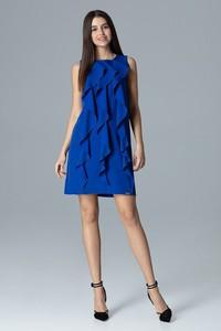Sukienka Figl trapezowa mini