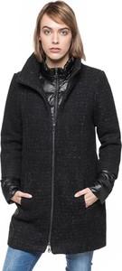 Płaszcz Tom Tailor w stylu casual z wełny