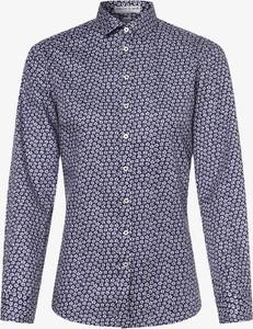 Niebieska bluzka Marie Lund