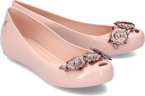 Różowe baleriny Melissa