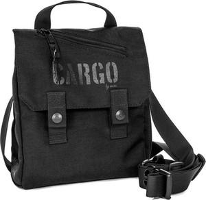 Czarna torebka CARGO by OWEE