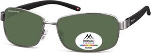 Stylion Męskie klasyczne okulary Przeciwsłoneczne Polaryzacyjne MP105A