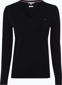 Sweter Tommy Hilfiger z bawełny w stylu casual