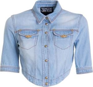 Kurtka Versace Jeans w stylu casual krótka