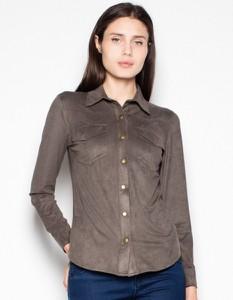 Brązowa koszula Venaton