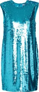 Sukienka Ivyrevel mini bez rękawów z okrągłym dekoltem