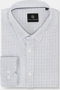 Koszula Pako Lorente z długim rękawem z tkaniny