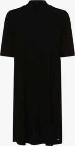 Sukienka Tom Tailor Denim mini z krótkim rękawem w stylu casual