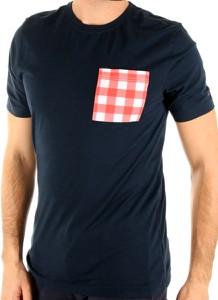 T-shirt Tommy Hilfiger z nadrukiem z krótkim rękawem