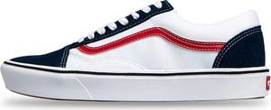 Sneakers buty Vans Comfycush Old Skool białe (VN0A3WMA49S1)