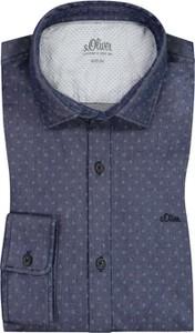 Niebieska koszula S.Oliver