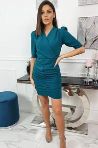 Sukienka fashion-freak.pl kopertowa mini