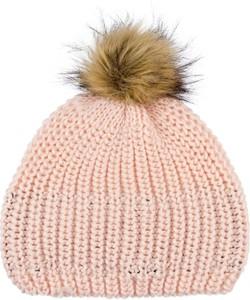 Różowa czapka producent niezdefiniowany