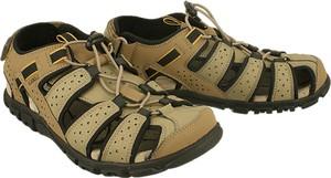 Zielone buty letnie męskie Geox