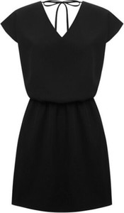 Sukienka Ivon z krótkim rękawem mini