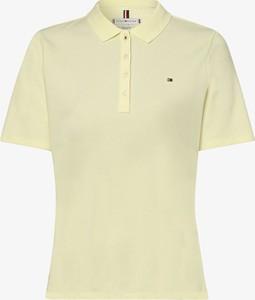 T-shirt Tommy Hilfiger z golfem