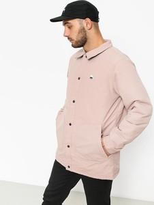 Różowa kurtka Burton w stylu casual