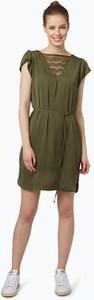Zielona sukienka vila