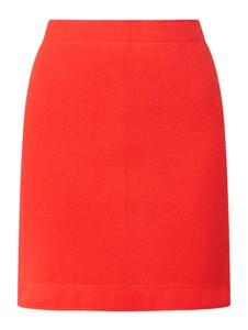 Czerwona spódnica Marc Cain z wełny