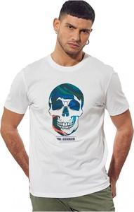 T-shirt Kaporal z krótkim rękawem w młodzieżowym stylu