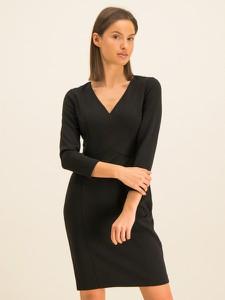 Sukienka DKNY dopasowana mini