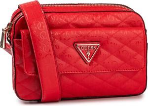 Czerwona torebka Guess mała