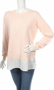 Różowy sweter Zizzi