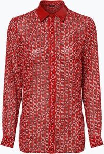 Czerwona bluzka Guess Jeans