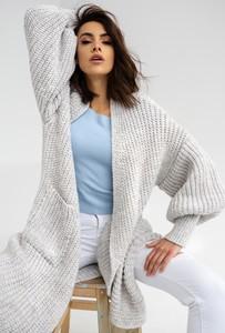 Sweter Popatu z wełny w stylu casual
