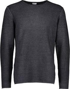 Czarny sweter Schiesser Revival z wełny