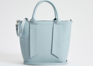 Niebieska torebka Mohito na ramię