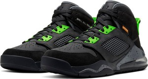 Czarne buty sportowe Jordan sznurowane air max 270