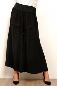 Spodnie 100% Linen z lnu
