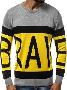 Sweter BREEZY w stylu casual