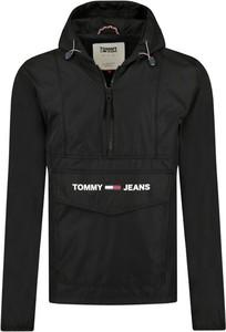 Czarna kurtka Tommy Jeans