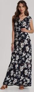 Sukienka Renee bez rękawów maxi