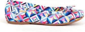 Baleriny Zapato w stylu casual
