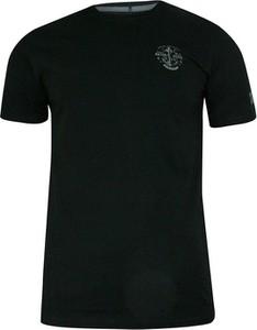 T-shirt Pako Jeans z krótkim rękawem w stylu casual z nadrukiem
